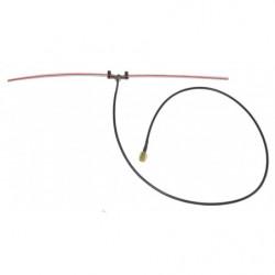 Антенна 433MHz диполь для приемника LRS Dragon Link Micro RX с удлинителем 60см