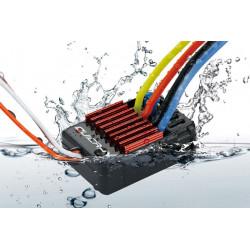 Влагозащищённый коллекторный регулятор хода HOBBYWING QUICRUN WP-1625 25A для...