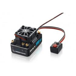 Регулятор сенсорный HOBBYWING XERUN XR8-SCT 140A 2-4S для автомоделей