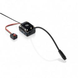 Регулятор FOC сенсорный HOBBYWING XERUN AXE 60A 2-3S для краулеров