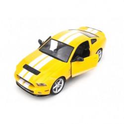 Машинка р/у 1:14 Meizhi лиценз. Ford GT500 Mustang (желтый)