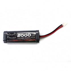 Battery Pack (7.2V, 2000mAH)