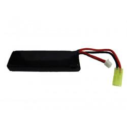 Li-Po Battery (7.4V 1350mAH) w/Small Tamiya Plug