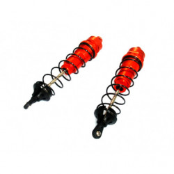 Alum Rear Shock Absorber 2P (Gold)