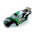 Корка кузов Himoto Centro 28702 1:18 Truggy Body White