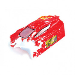 Корка кузов Himoto Spino 1:18 Buggy Body Red