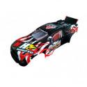 31507 1:10 Truggy Car Body Black 1P