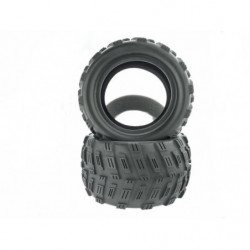 Tire with Foam Insert For Monster Truck 2P