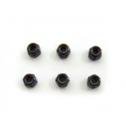 Lock Nuts M2.5 6P