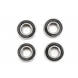 Team Magic 8x16x5mm Bearing-Black