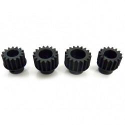 31040 1:10 0.8 Plastic Pinion Gears 15T, 16T, 17T, 18T