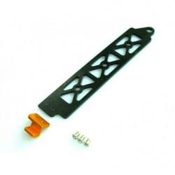 Крышка батареи Carbon Fiber Battery Cover 1P