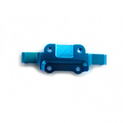 (08040) Blue Alum Front Upper Arm Mount 1P