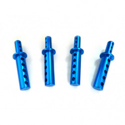 (08047) Blue Alum Body Post 4P
