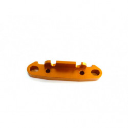 Alum Rear Susp Hinge Pin Holder 1P (Gold)