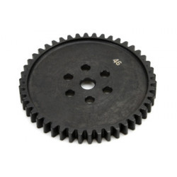 Team Magic E6 Spur Gear 46T CNC Machined for 6S