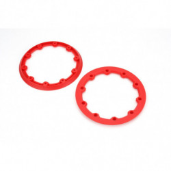 Team Magic E6 Tire Ring Red 2p