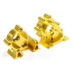 Team Magic E6 CNC Machined Central Gear Box Gold