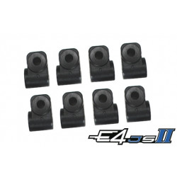 Team Magic E4JS II Hinge Pin Mount 2p+2p
