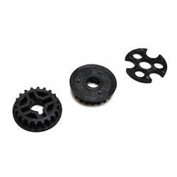 Team Magic E4JS II E4JR II 20T Pulley 2p
