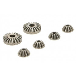 Team Magic E5 Differential Bevel Gear Set (for 1 diff)