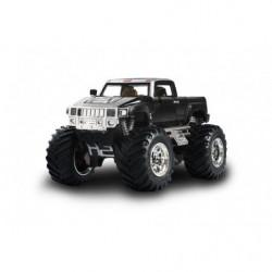 Джип микро р/у 1:43 Hummer (черный)