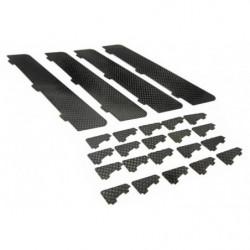 Завихрители PA XR-61 карбоновые комплект
