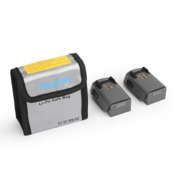 Чехол для 2 батарей DJI Spark