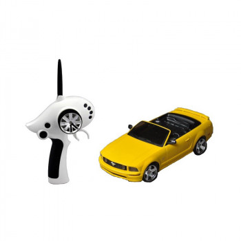 Автомодель 1:28 Firelap IW02M-A Ford Mustang 2WD (желтый)