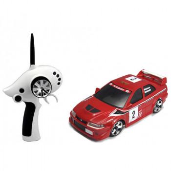Автомодель 1:28 Firelap IW02M-A Mitsubishi EVO 2WD (красный)