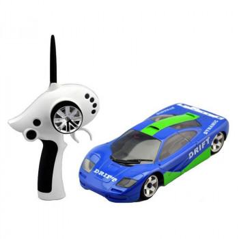 Автомодель 1:28 Firelap IW02M-A Mclaren 2WD (синий)