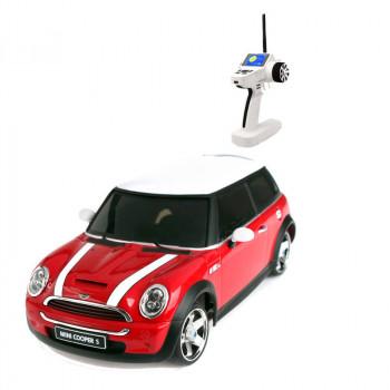 Автомодель 1:28 Firelap IW04M Mini Cooper 4WD (красный)