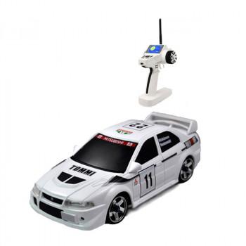Автомодель 1:28 Firelap IW04M Mitsubishi EVO 4WD (белый)