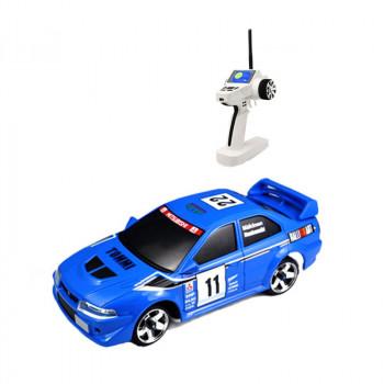 Автомодель 1:28 Firelap IW04M Mitsubishi EVO 4WD (синий)