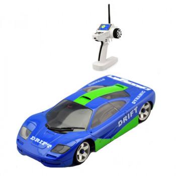 Автомодель 1:28 Firelap IW04M Mclaren 4WD (синий)