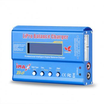 Зарядное устройство iMAX B6 6A/60W Build Power без/БП универсальное