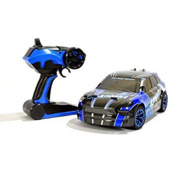 Машинка Раллі X-Knight 4WD (XK-333-GS07B) 1:18 20км/ч - Синій