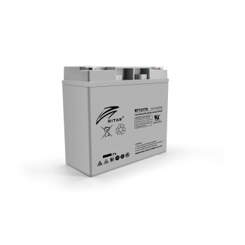 Аккумуляторная батарея AGM RITAR RT12170H, Gray Case, 12V 17.0Ah