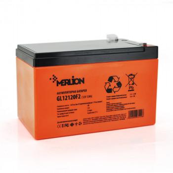 Аккумуляторная батарея MERLION GL12120F2 12 V 12 Ah