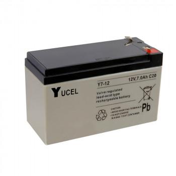 Аккумуляторная Батарея для ИБП YUCEL Y7-12 12V 7Ah