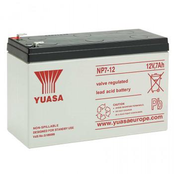 Аккумуляторная Батарея для ИБП Yuasa NP7-12 12V 7Ah
