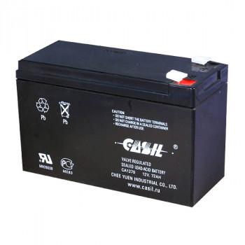 Аккумуляторная батарея 12V 7,2Ah Casil CA1272