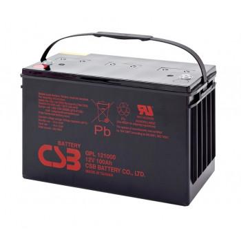 Аккумуляторная батарея CSB GPL121000, 12V 100Ah