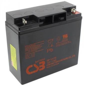 Аккумуляторная батарея CSB GP12170B1, 12V 17Ah