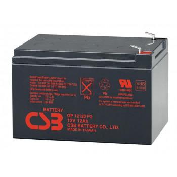 Аккумуляторная батарея CSB GP12120F2, 12V 12Ah