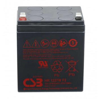 Аккумуляторная батарея CSB HR1227WF2, 12V 6,5Ah
