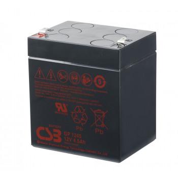 Аккумуляторная батарея CSB GP1245, 12V 4.5Ah