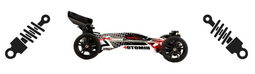 Запчасти для Himoto Tanto E10XB, E10XBL