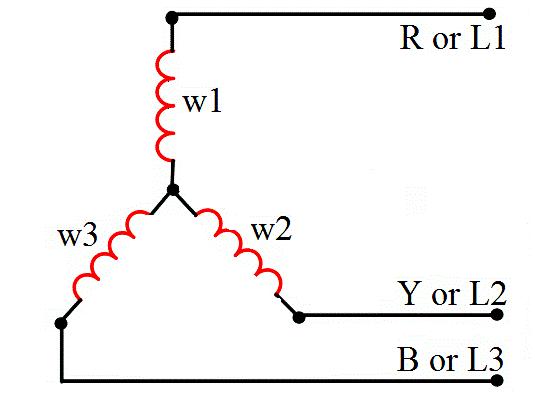 Принципиальная схема бесколлекторного мотора