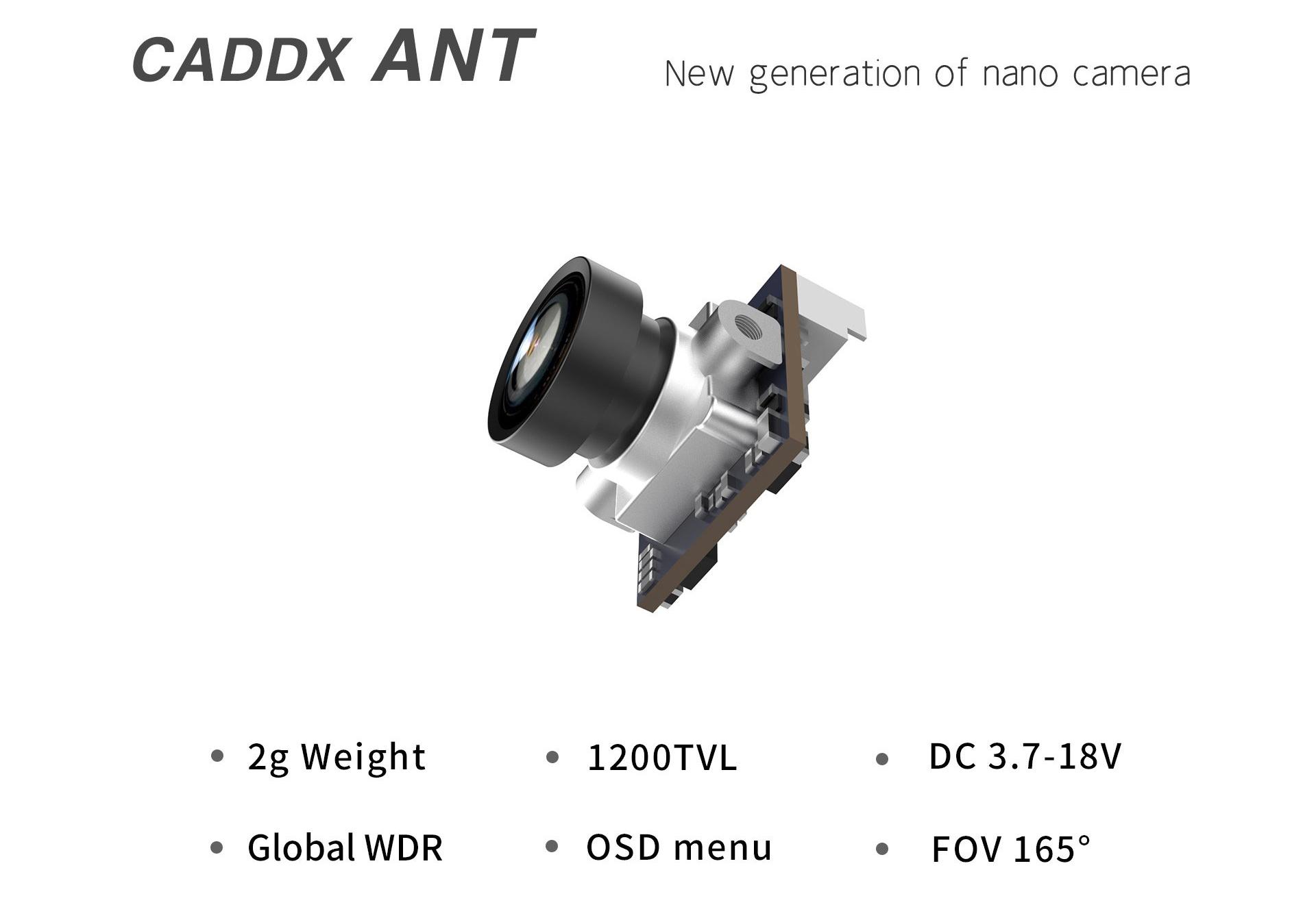 Caddx Ant